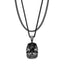 Mister  Micro King Tut Necklace - Black