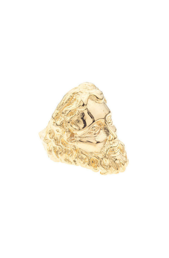 *Mister  Zeus Ring - Gold - Mister SFC - 1
