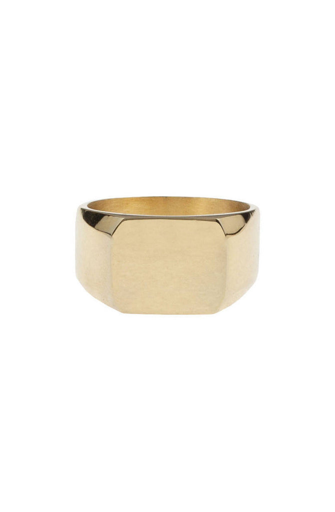 Mister Signet Ring - Gold - Mister SFC - 1