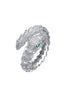 Image of Mister  Venom Silver Ring - 925