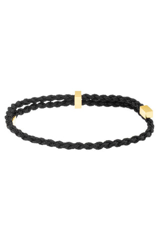 Mister Essence Bracelet - Black & Gold - Mister SFC - 1