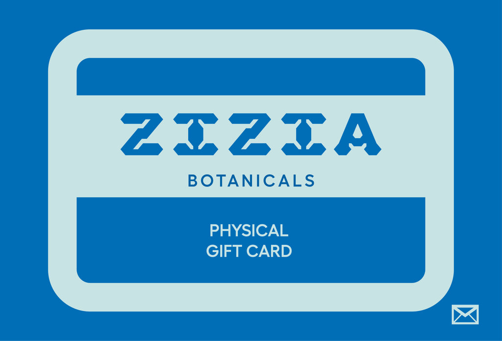 Zizia Gift Card (Physical)