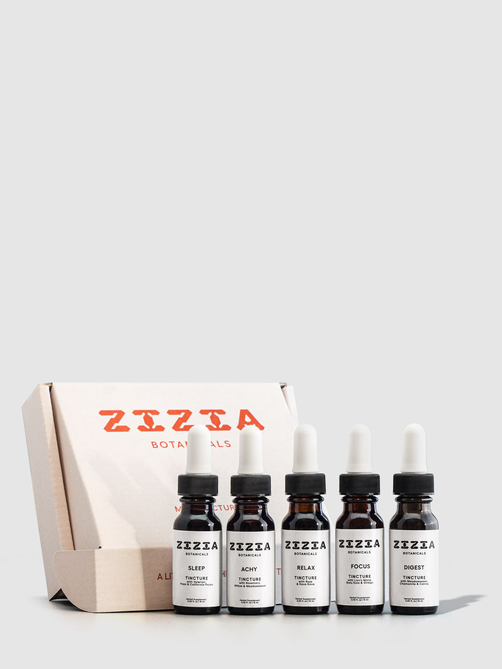 Mini Tincture Kit