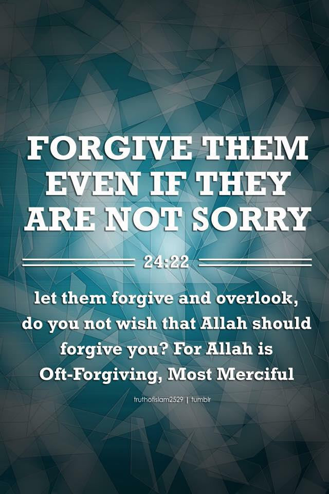 Want God's forgiveness? Forgive others!