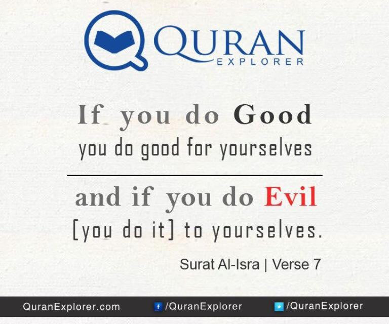 The deeds are YOURS, so do GOOD!