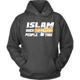 Billions.Like.Islam WC Front PortCo Hoodie