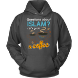 ITM Lets.Grab.Coffee CW Front PortCo Hoodie