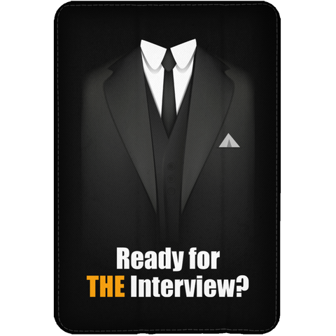 TheInterview iPad Mini Flip Case