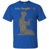 ITM PrayerWords YELLOW Gildan Tshirt - IslamTaught.Me - 6
