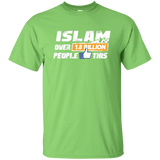 Billions.Like.Islam WC Gildan Tshirt