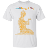 ITM PrayerWords YELLOW Gildan Tshirt - IslamTaught.Me - 2