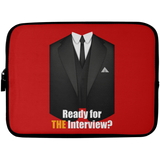 TheInterview Laptop Sleeve 10in