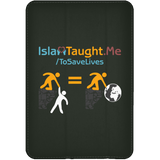 ITM Save.One.Save.All iPad Mini Flip Case