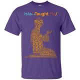 ITM PrayerWords YELLOW Gildan Tshirt - IslamTaught.Me - 4