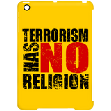 TerrorHasNoReligion BLACK iPad Mini Clip Case