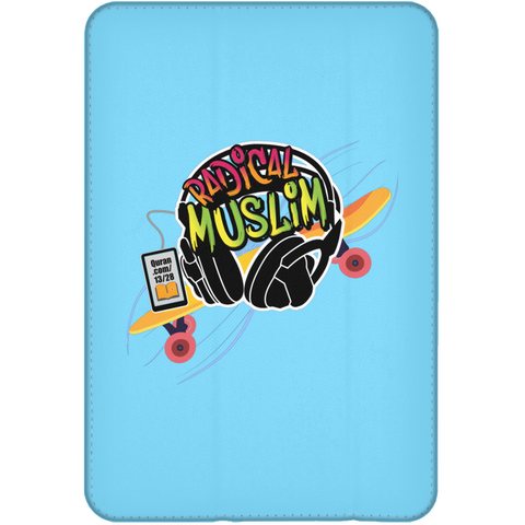 RadicalMuslim 3D iPad Mini Flip Case