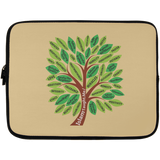 ITM TreeWords COLOR Laptop Sleeve 13in