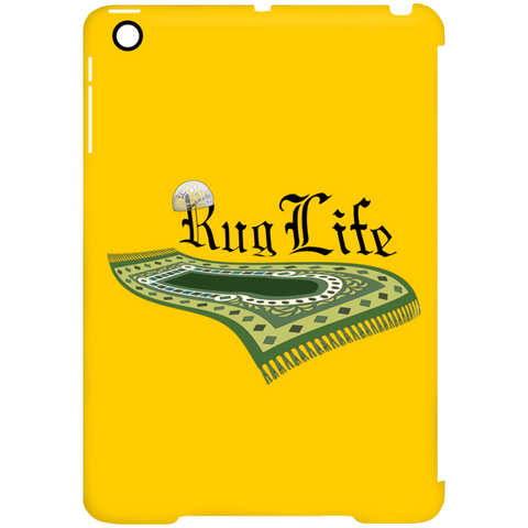 RugLife BLACK iPad Mini Clip Case