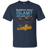ITM Lets.Grab.Coffee WHITE Gildan TShirt - IslamTaught.Me - 10