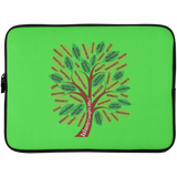 ITM TreeWords COLOR Laptop Sleeve 15in