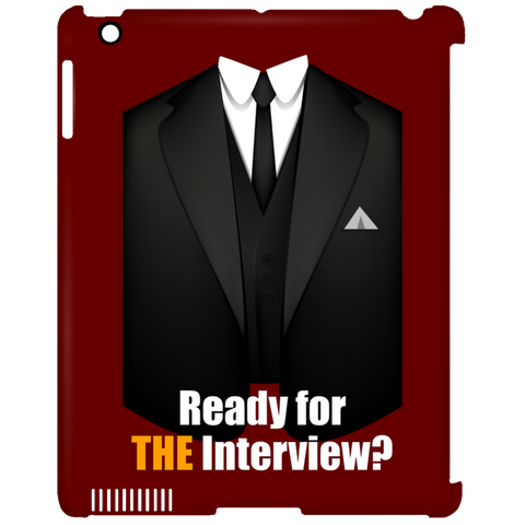 TheInterview iPad Clip Case