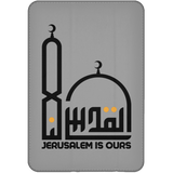 AlQuds.Lana E BLACK iPad Mini Flip Case