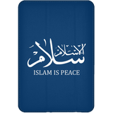 Islam.Is.Peace WHITE iPad Mini Flip Case