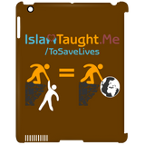 ITM Save.One.Save.All iPad Clip Case