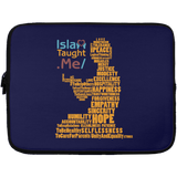 ITM PrayerWords2 YELLOW Laptop Sleeve 13in