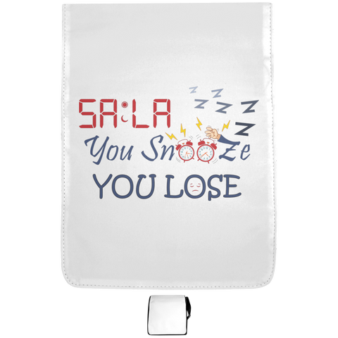 Dont.Snooze.Sala Medium Shoulder Bag