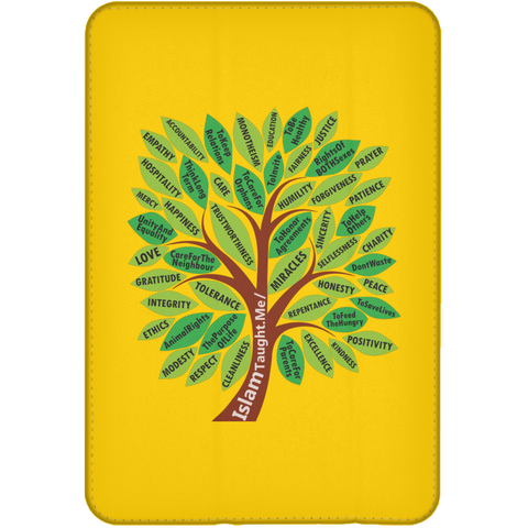ITM TreeWords COLOR iPad Mini Flip Case