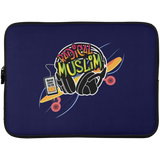 RadicalMuslim 3D Laptop Sleeve 15in