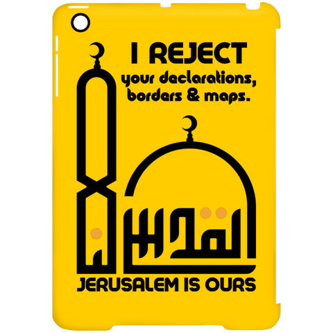 AlQuds.Lana E2 BLACK iPad Mini Clip Case