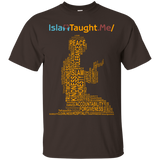 ITM PrayerWords YELLOW Gildan Tshirt - IslamTaught.Me - 7