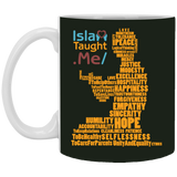 ITM PrayerWords2 YELLOW 11oz White Mug