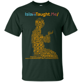 ITM PrayerWords YELLOW Gildan Tshirt - IslamTaught.Me - 8