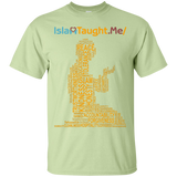 ITM PrayerWords YELLOW Gildan Tshirt - IslamTaught.Me - 9