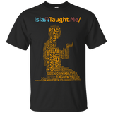 ITM PrayerWords YELLOW Gildan Tshirt - IslamTaught.Me - 1