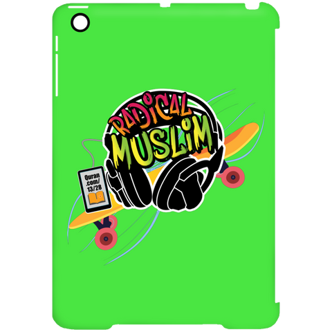 RadicalMuslim 3D iPad Mini Clip Case
