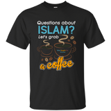 ITM Lets.Grab.Coffee WHITE Gildan TShirt - IslamTaught.Me - 7