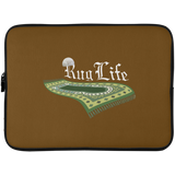 RugLife WHITE Laptop Sleeve 15in