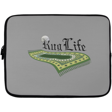 RugLife BLACK Laptop Sleeve 13in