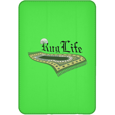 RugLife BLACK iPad Mini Flip Case