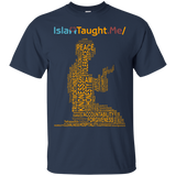 ITM PrayerWords YELLOW Gildan Tshirt - IslamTaught.Me - 5