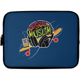 RadicalMuslim 3D Laptop Sleeve 10in