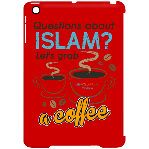 ITM Lets.Grab.Coffee CB iPad Mini Clip Case