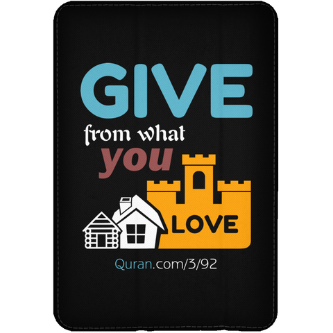 Charity iPad Mini Flip Case