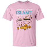 ITM Lets.Grab.Coffee WHITE Gildan TShirt - IslamTaught.Me - 12