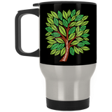 ITM TreeWords COLOR Stainless Travel Mug
