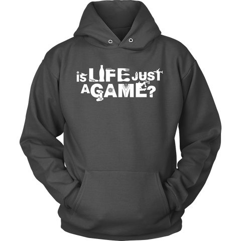 LifeGame Compact Front PortCo Hoodie